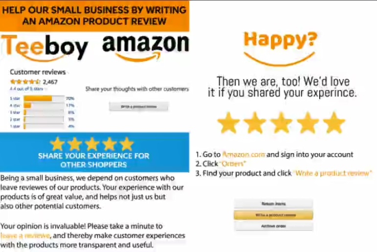Your Product Sourcing Dept. in China | The7 Sourcing postcard-1 Amazon Seller: Hard to Get Amazon Review? Try Send Postcard!