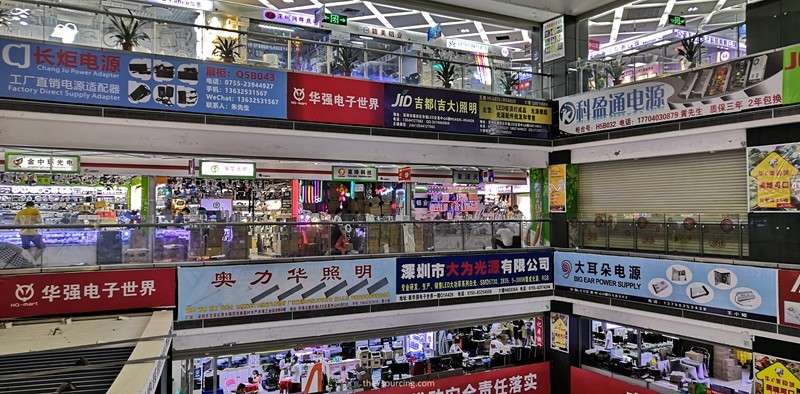 Your Product Sourcing Dept. in China | The7 Sourcing HQ-Electronics-World-10 Sourcing in Shenzhen Huaqiang Electronics World, What can you buy?