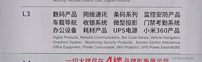 Your Product Sourcing Dept. in China | The7 Sourcing L3 Sourcing in Shenzhen SEG Electronics Market - Ultimate Guide