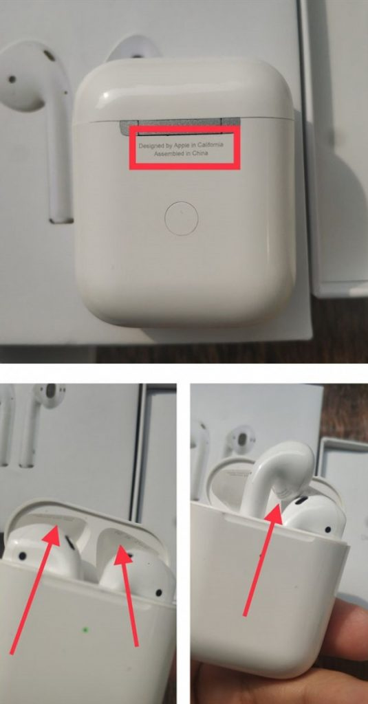 Your Product Sourcing Dept. in China | The7 Sourcing Knockoff-Airpods-Coding-535x1024 Sourcing Knockoff Airpods in Shenzhen Huaqiangbei - Ultimate Guide