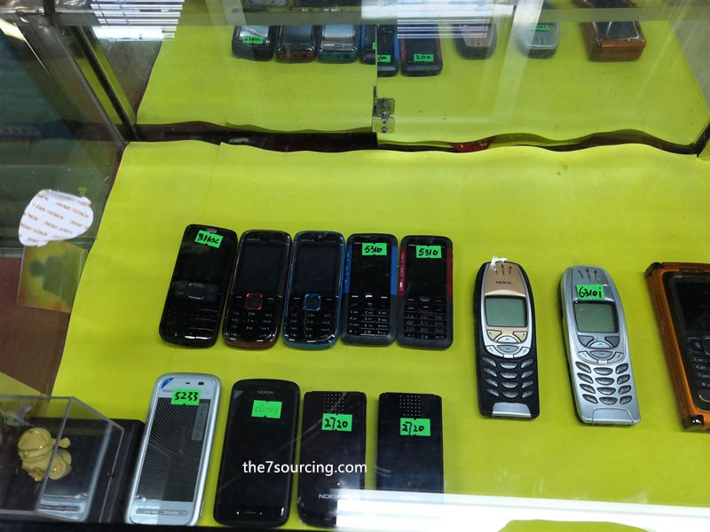 Your Product Sourcing Dept. in China | The7 Sourcing Tongtiandi-6 Sourcing Mobile Phone Spare Parts in Shenzhen Huaqiangbei, What is the experience?