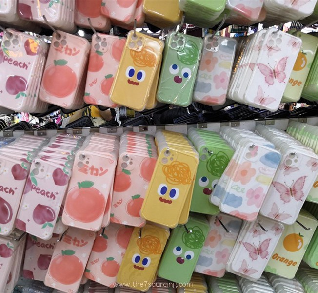 Your Product Sourcing Dept. in China | The7 Sourcing phone-case-1 4 Mobile Phone Accessories Wholesale Markets Sourcing in Shenzhen Huaqiang North