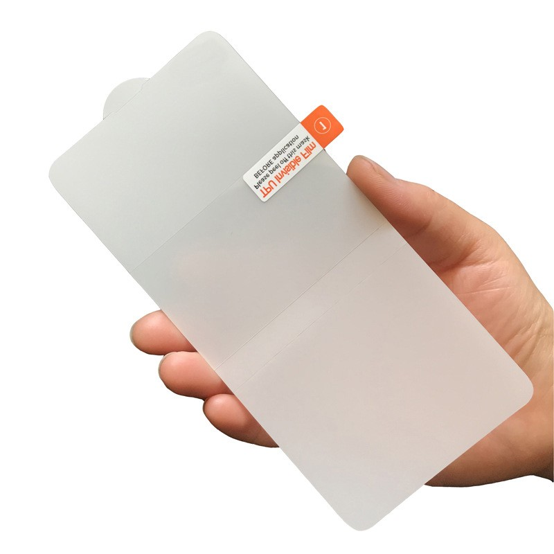 Your Product Sourcing Dept. in China   The7 Sourcing liquid-skin-screen-protector Plastic Screen Protector for Smart Phone: Liquid Skin (TPU) or PET Film?