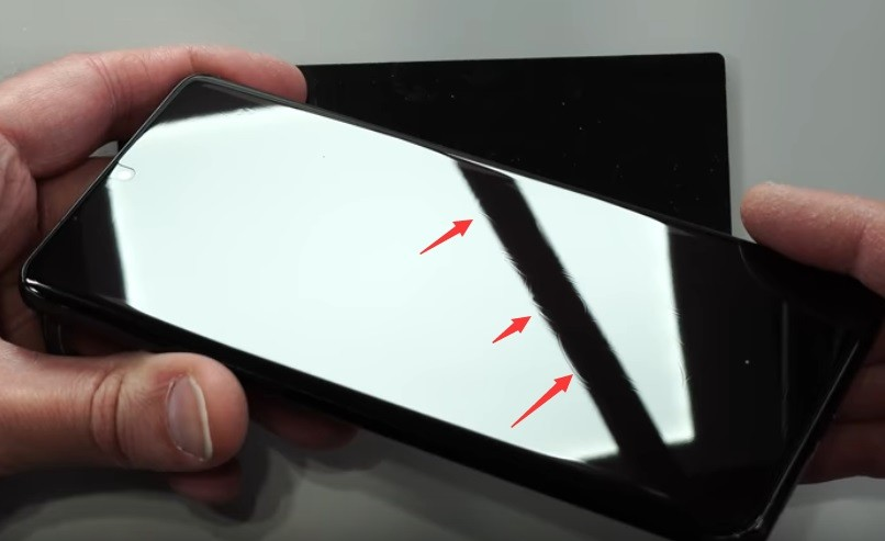Your Product Sourcing Dept. in China   The7 Sourcing pen-marks-on-liquid-skin-screen-protector Plastic Screen Protector for Smart Phone: Liquid Skin (TPU) or PET Film?