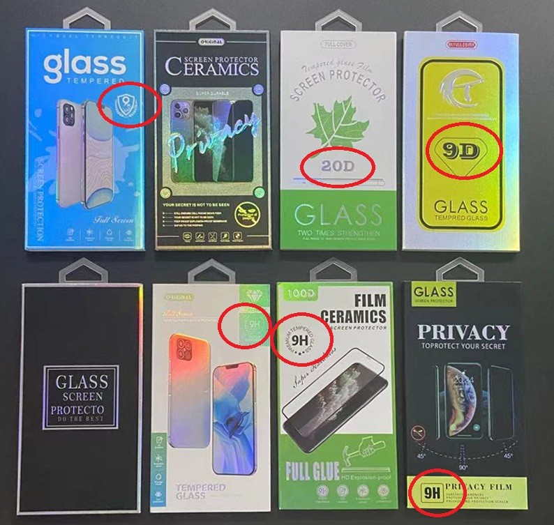 Your Product Sourcing Dept. in China | The7 Sourcing tempered-glass-film-package-with-9H-or-9D-feature What does 9H hardness mean in screen protectors? – The Biggest Lie in Tempered Glass Film